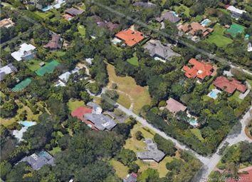 Thumbnail Land for sale in 6775 Sw 102 Terrace, Pinecrest, Fl, 33156