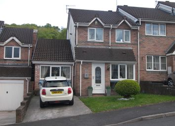 Thumbnail 3 bed semi-detached house for sale in Cwrt Coed Parc, Maesteg
