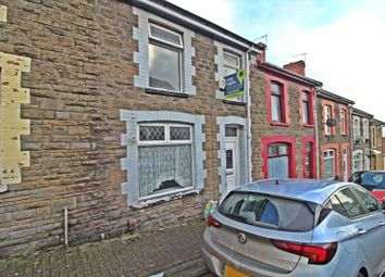 Thumbnail 3 bed terraced house for sale in Tower Street, Treforest, Pontypridd, Rhondda Cynon Taff