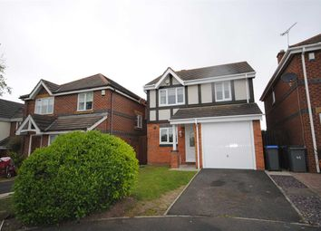Thumbnail 3 bed detached house to rent in Plovers Way, Herons Reach, Blackpool