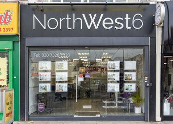 Thumbnail Retail premises to let in Kilburn Bridge, London