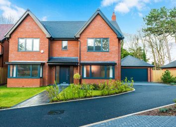 Thumbnail 5 bed detached house for sale in The Pinewoods, Victoria Road, Formby