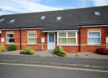 Thumbnail 2 bed terraced bungalow for sale in Sandtone Gardens, Spalding