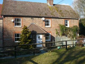 Thumbnail 2 bed cottage to rent in Etchingwood, Buxted, Uckfield