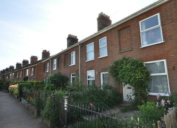 Thumbnail 3 bedroom terraced house to rent in Russell Terrace, Trowse, Norwich.