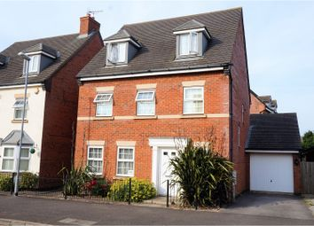 Thumbnail 5 bedroom detached house for sale in Hornbeam Way, Kirkby In Ashfield, Nottingham