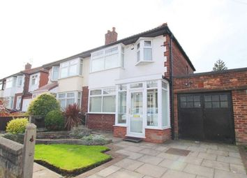 Thumbnail 3 bedroom semi-detached house for sale in Padstow Road, Childwall, Liverpool