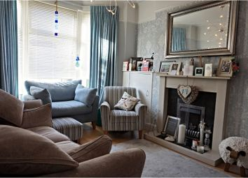 Thumbnail 2 bed terraced house to rent in Aldsworth Road, Cardiff