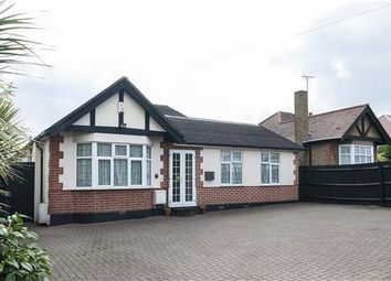 Thumbnail 3 bed detached bungalow for sale in Broomwood Road, Orpington, Kent
