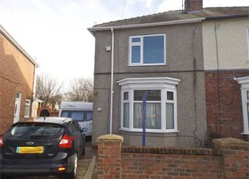 Thumbnail 2 bed semi-detached house for sale in Davison Road, Darlington, Durham