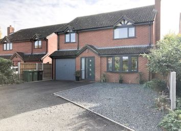 Thumbnail 4 bed detached house for sale in Turnpike Close, Worcester