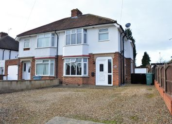 Thumbnail 3 bed semi-detached house for sale in Cliffe Road, Gonerby Hill Foot, Grantham