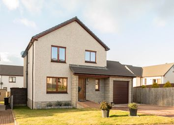 Thumbnail 4 bed detached house for sale in Crown Road, Scone, Perth