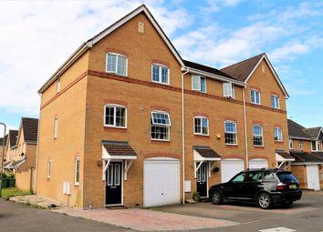 Thumbnail 4 bedroom town house for sale in Ferndown Close, Beggarwood, Basingstoke
