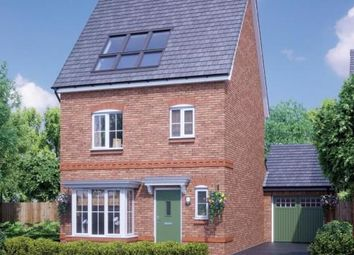Thumbnail 4 bed detached house for sale in Wren Green, Bamber Bridge, Preston