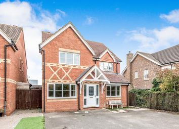 Thumbnail 4 bed detached house for sale in Fennel Drive, Biggleswade, Bedfordshire