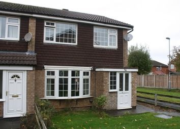 Thumbnail 3 bed semi-detached house for sale in Manor Road, Barlestone