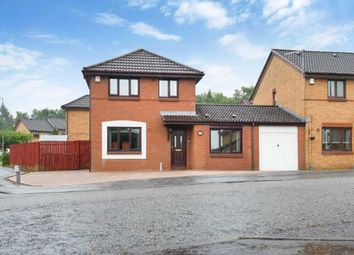 Thumbnail 4 bed link-detached house for sale in Ritchie Park, Johnstone