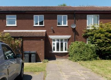 Thumbnail 3 bed terraced house for sale in Hales Gardens, Erdington, Birmingham