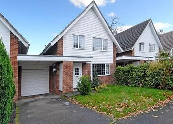 Thumbnail 4 bed link-detached house to rent in Marston Way, Ascot