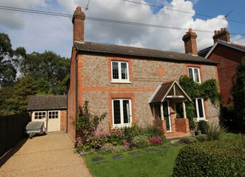 Thumbnail 4 bed detached house for sale in Southwick Road, Wickham