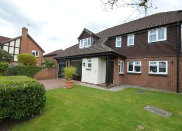 Thumbnail 4 bed detached house for sale in Cabot Close, Saltford