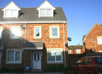 Thumbnail 3 bed terraced house to rent in Barley Mere Close, Newton-Le-Willows