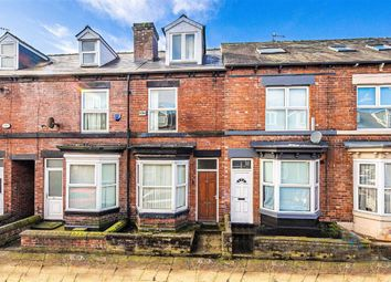 Thumbnail 5 bed terraced house for sale in 16, Denham Road, Off Ecclesall Road