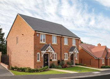 """Thumbnail 2 bedroom semi-detached house for sale in """"Beckford"""" at Lowbrook Lane, Tidbury Green, Solihull"""
