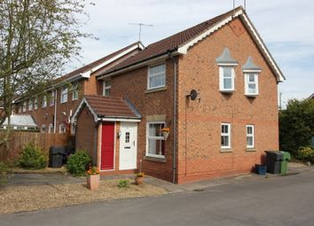 Thumbnail 1 bed end terrace house for sale in Scaife Road, Aston Fields, Bromsgrove