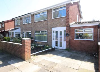 Thumbnail 3 bed semi-detached house to rent in Beech Avenue, Clock Face, St Helens