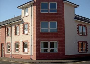 Thumbnail 2 bed flat to rent in Nursery Avenue, Kilmarnock