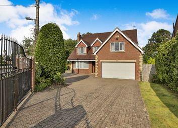 Thumbnail 6 bed detached house for sale in Middridge Road, Rushyford, Ferryhill