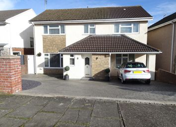 Thumbnail 4 bed detached house for sale in Fitzhamon Road, Porthcawl