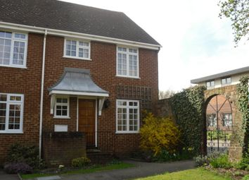 Thumbnail 3 bedroom end terrace house to rent in Park Mews, Old Hertford Road, Hatfield