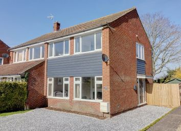 Thumbnail 4 bed semi-detached house for sale in Cherry Tree Road, Chinnor, Oxfordshire