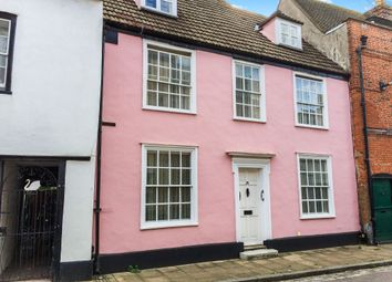 Thumbnail 4 bed terraced house for sale in Kings Head Street, Harwich