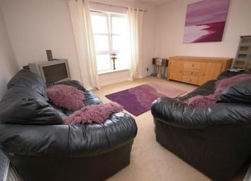 Thumbnail 2 bed flat to rent in Chesser Crescent, Edinburgh