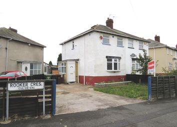 3 bed semi-detached house for sale in Rooker Crescent, Wolverhampton WV2