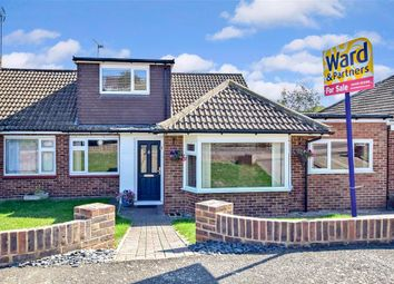 Thumbnail 3 bed semi-detached bungalow for sale in Northumberland Road, Istead Rise, Kent