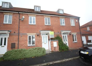 Thumbnail 3 bed terraced house for sale in Monarch Court, Longbenton, Newcastle Upon Tyne