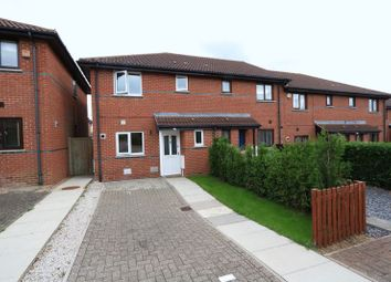 Thumbnail 3 bedroom end terrace house for sale in Fossey Close, Shenley Brook End, Milton Keynes