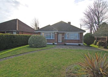 Thumbnail 3 bed detached bungalow for sale in Southfleet Avenue, New Barn, Longfield