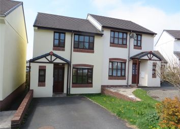 Thumbnail 3 bed semi-detached house to rent in Great Oak Meadow, Holsworthy