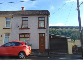 Thumbnail 3 bed end terrace house for sale in Woodfield Terrace, Mountain Ash, Rhondda Cynon Taff