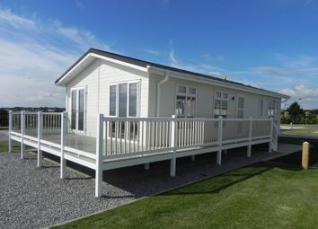 Thumbnail 2 bed mobile/park home for sale in Crimdon Dene Holiday Park, North Hartlepool, Durham