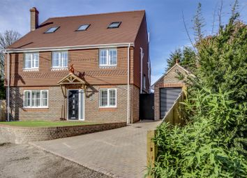 Thumbnail 5 bed detached house for sale in Sands Lane, Small Dole, Henfield
