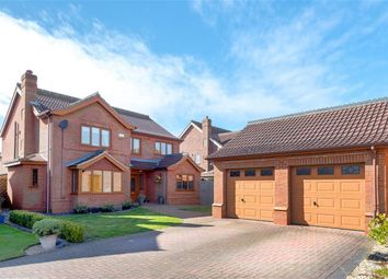 Thumbnail 5 bed detached house for sale in Harpham Road, Marshchapel, Grimsby