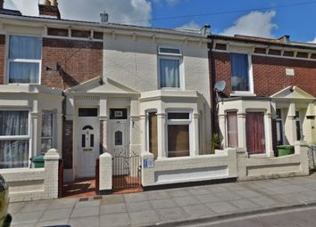 Thumbnail 3 bed terraced house for sale in Ewart Road, Portsmouth