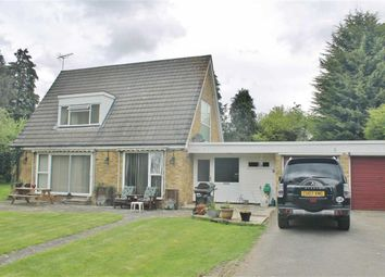 Thumbnail 3 bed detached bungalow for sale in Manor Road, Sole Street, Cobham